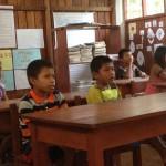 Escuela en Barranquita