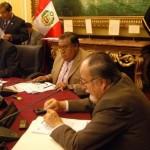 Ejecutivo presentó la semana pasada observaciones al dictamen que aprobó el pleno del Congreso. (Foto: Congreso de la República)