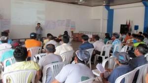 Anoche culminó el proceso de consulta previa. Las representantes de las comunidades firmaron un acta donde aceptan el desarrollo del proyecto Hidrovía Amazónica, no obstante, pusieron condiciones. (Foto referencial: Ministerio de Cultura)
