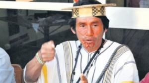 Edwin Chota exigía la titulación de 80 mil hectáreas. (Foto: Archivo El Comercio)