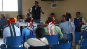 La semana pasada, el gobierno acordó dialogar con representantes de la Federación de Comunidades Nativas del Corrientes (Feconaco) y de la Federación Indígena Quechua del Pastaza (Fediquep). (Foto: Lino Chipana / Archivo El Comercio)