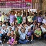 Más de 100 personas de la cuenca de Marañón, en Loreto, participaron de la capacitación sobre fiscalización ambiental del OEFA. (Foto: Difusión)
