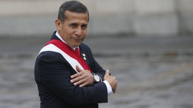 Presidente Ollanta Humala informó que mañana firmará el decreto que crea el Parque Nacional Sierra del Divisor. (Foto: Archivo El Comercio)