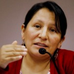 Comisión sectorial de mujeres del Frente Amplio propone  Gladis Vila al Congreso. Foto: Servindi