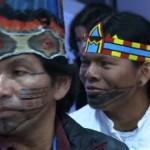 Pueblos indígenas quieren hablar por sí mismos en COP21 de París. (Foto y video: AFP)