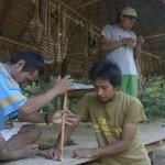 Pueblos originarios piden ser tomados en cuenta en la COP21.Foto:  Rolly Valdivia