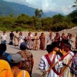 """""""Los 52 pueblos indígenas del Perú (amazónicos, andinos y costeros) exigimos el máximo respeto a nuestros derechos"""", expresó la Aidesep. (Foto: Aidesep / Facebook)"""