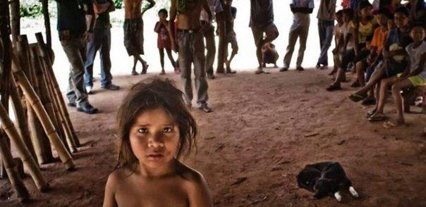 """Alerta por muerte de niños indígenas kichwas a causa de la """"Hepatitis Negra"""""""