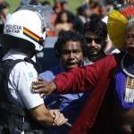 Brasil celebra el Día del Indio en medio de muertes y el riesgo de un retroceso en la ley