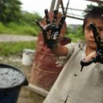 Voces nacionales e internacionales se alzaron pidiendo protección de niños y niñas de comunidades amazónicas afectadas por derrame de petróleo. /AIDESEP