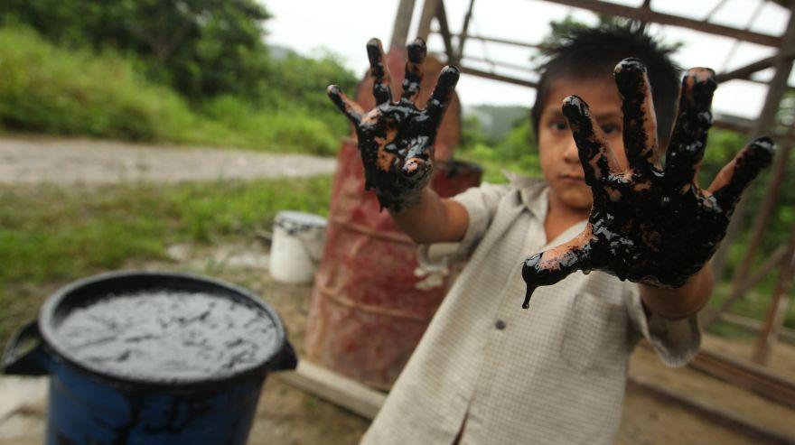 Derrames en la Amazonía será uno de los temas a ser tratados en el encuentro de estudiantes. Foto: El Comercio