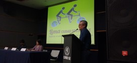 Ismael Vega de CAAAP expone sobre el Foro Panamazónico y la respuesta desde la ciudad