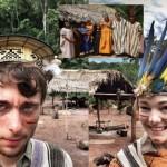 Gran Bretaña: Padres obligaron a sus hijos a vivir con asháninkas en Perú para darles una lección. (Channel 5)