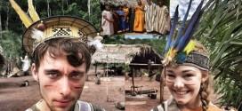Reino Unido: Padres obligaron a sus hijos a vivir con asháninkas en Perú para darles una lección [Video]