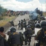 Imagen del choque del 5 de junio de 2009.