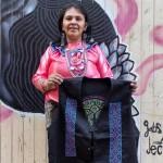 Emilia  Teco está casada con el arte. Foto: Ángel Chavez
