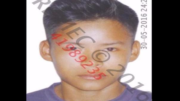 Ercilio Campos Inga fue arrollado por huir de delincuentes