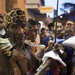 Nativo del pueblo Ayoreo. Archivo/EFE.