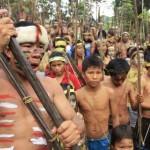 Indígenas exigen, desde el 2014, el pago de S/50 millones como compensación por pasivos ambientales que habrían sido originados tras la exploración del lote 101. (Foto: Daniel Carbajal)