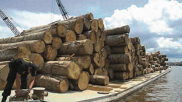 Ucayali es uno de focos con mayor incidencia de tráfico de madera. (Foto: PCM)