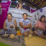 Las artesanas en el Perú Moda 2016. Foto: Edder Quispe/Inventa Play.