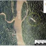 IMAGEN SATELITAL DE LA DEFORESTACIÓN EN LA AMAZONA NORTE - PROYECTO MAAP