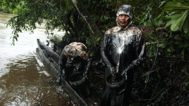 Petro-Perú confirma nuevo derrame de petróleo en Loreto