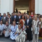 """Representante asháninka asegura que nadie les consultó sobre creación de """"Tambo del Ene"""". Foto:   Correo"""