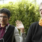 Abou Farman (izq) y Matteo Norzi. Foto: Guillermo Torres