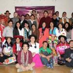 Representantes de diversos pueblos indígenas participaron en curso de traductores e intérpretes de lenguas indígenas.