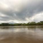 Río Santiago en la región Amazonas, selva norte de Perú. Foto: Donofré Chuco