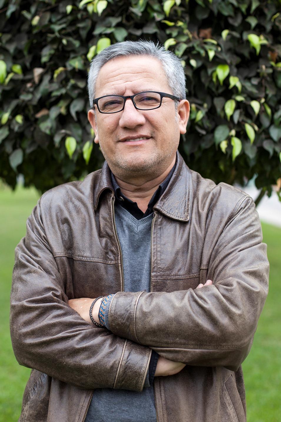 Ismael Vega Díaz, Director de CAAAP. Foto: CAAAP