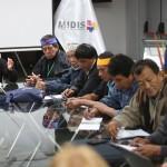 Ministra de Desarrollo e Inclusión Social, Cayetana Aljovín, se reunió con representantes de las comunidades indígenas de Cajamarca, Loreto y San Martín.