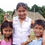 Niños de las comunidades amazónicas acceden con mayor rapidez al DNI.