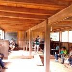 Especialistas del Serfor capacitan en manejo forestal comunitario a indígenas asháninkas, en Junín.