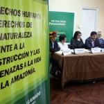 Presentación y convocatoria tuvo lugar en Lima, en la Coordinadora Nacional de Derechos Humanos