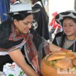 Los pueblos indígenas en Ecuador