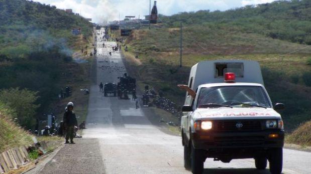"""Enfrentamiento en Curva del Diablo dejó 12 policías y 10 civiles muertos. El """"baguazo"""" ocurrió el año 2009. (Foto: USI)"""