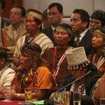 Congresista de Fuerza Popular propone limitar la consulta previa a los pueblos indígneas. Foto: AIDESEP