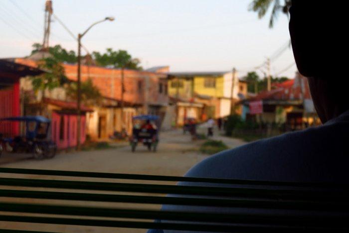 1Vistazos urbanos desde un motocar. Foto: Luis Pérez