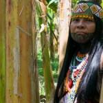 Mujer embera dobida de Chocó (Colombia). Janny Delgado