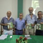"""Anoche en Tarapoto se presentó el """"Diccionario Amazónico, voces del castellano en la selva peruana"""", del antropólogo peruano Alberto Chirif."""