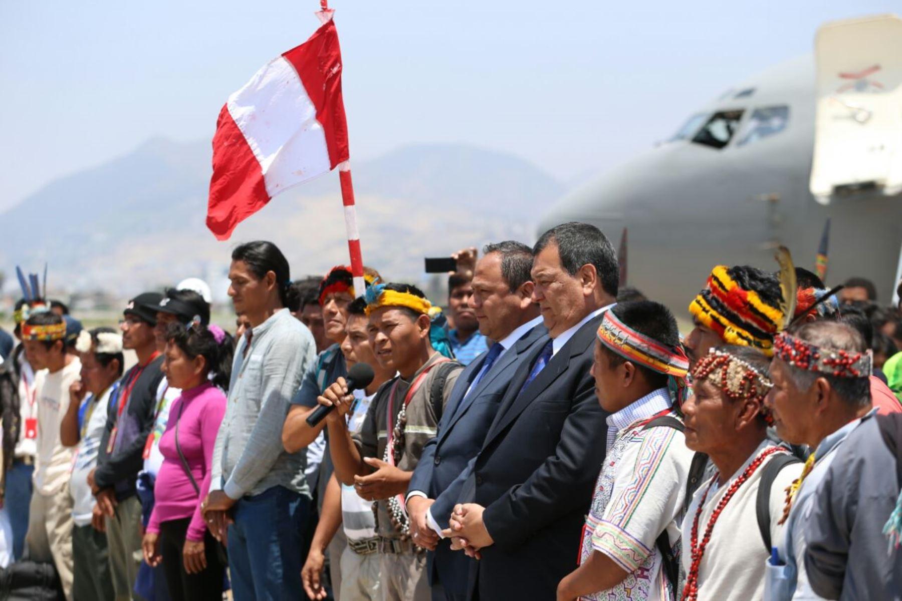 Diálogo con comunidades de Saramurillo se reanuda el lunes 28 ...