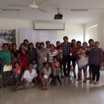 Curso-taller fue organizado por el CAAAP. Participaron mujeres de varios distritos de Junín. Foto: Gabriela Mayta.