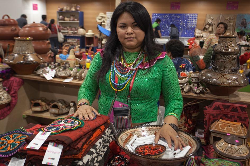 Sandra Pacaya Panduro vive actualmente en Yarinacocha, en la región Ucayali. Foto: CAAAP