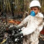 Según Petro-Perú, al menos 10 de los 13 derrames ocurridos en el Oleoducto Norperuano este año fueron provocados por terceros. (Foto: Archivo)
