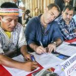Produce instalará comisión que diseñará el plan de desarrollo de comunidades indígenas de Loreto.