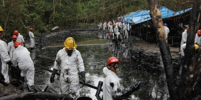 Organizaciones indígenas piden a la CIDH visitar zona de derrame petrolero en Imaza