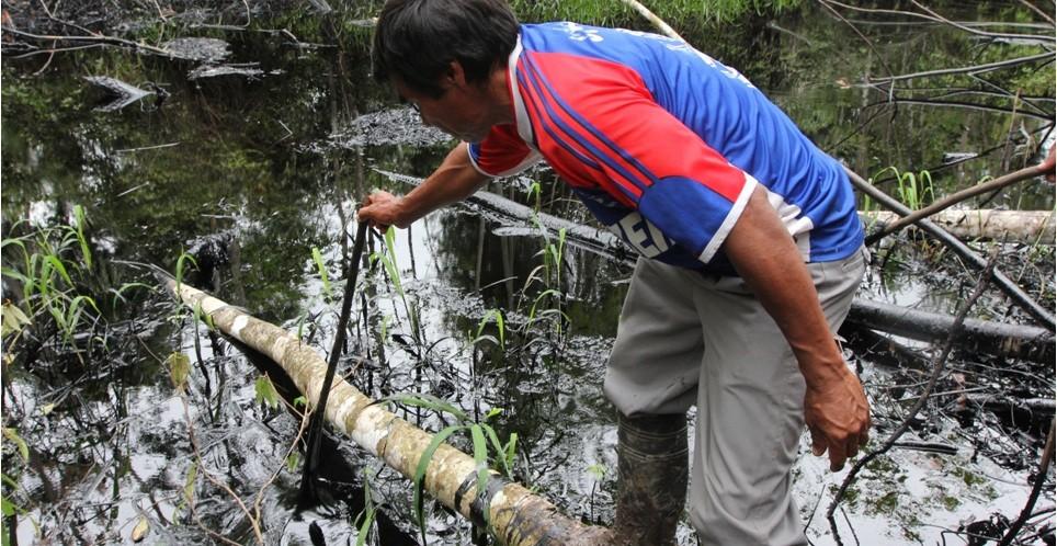 Jueza ordena al Ministerio de Salud presentar plan de emergencia para comunidades afectadas por derrame en Cuninico