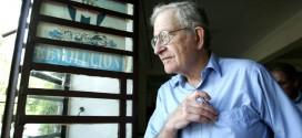 """Chomsky: """"Los pueblos indígenas están salvando al planeta de un desastre ambiental"""" [VIDEO]"""